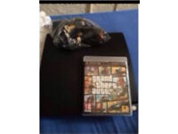 PS3 for sale with GTA 5