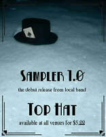 Top Hat Sampler 1.0 CD + Kit Pixley