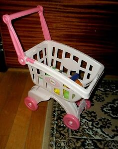 Toy Grocery Carts or Retired Fisher Price Carts