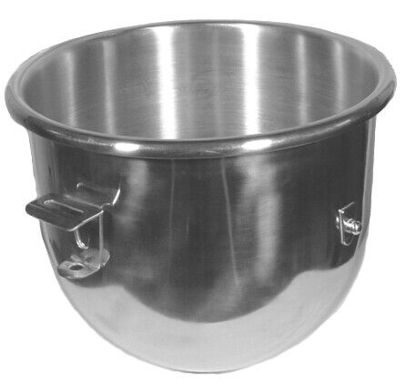 Mixer bowl for 12 quart Hobart Mixers, replaces 295643, stainless steel