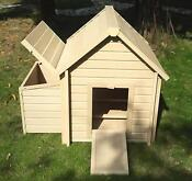Plastic Chicken Coop Hen House