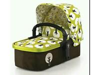 Cosatto giggle carry cot only