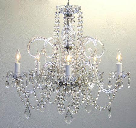 Swarovski Crystal Chandelier Ebay