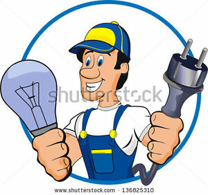 Experienced Electrician and Handyman