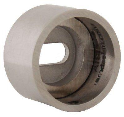 Wandanschluss verdeckte Montage für Rohr 42,4 mm, V2A