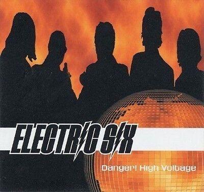 ELECTRIC SIX: DANGER HIGH VOLTAGE – 5 TRACK CD SINGLE, SOULCHILD, KILOGRAM