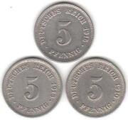 5 Pfennig Deutsches Reich