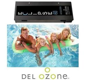 NEW DEL OZONE POOL OZONE GENERATOR - 115876210