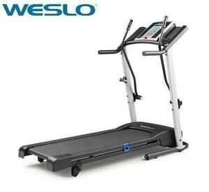 NEW* WESLO CROSSWALK 5.2 TREADMILL 5.2T TREADMILL - Sports  Rec Exercise  Fitness Treadmills EXERCISE EQUIPMENT