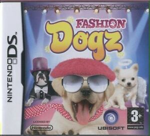 Fashion Dogz Nintendo DS Game (NEED GONE ASAP) Queanbeyan Queanbeyan Area Preview