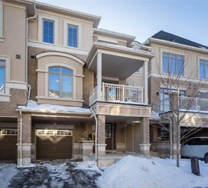Upgraded Freehold Townhouse in Westmount