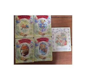 TEDDY BEAR PICNIC & Other Stories Board Book Set 5 for $5
