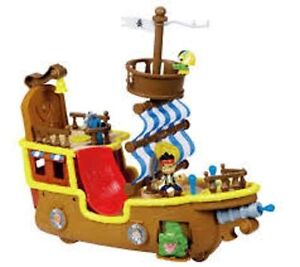 Bucky Ship Jake and the Neverland Pirates
