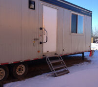 FOR RENT 10' x 30' Wellsite Trailer, Calmar, Leduc