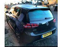 2014 VW golf gtd