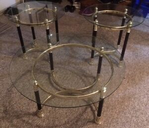 Glass Coffee and End Tables...   MAKE A OFFER..... Cornwall Ontario image 1