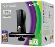 Xbox 360 Slim 250GB Spiele