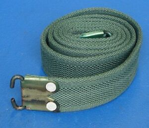 Australian Lee Enfield Jungle Green Web Sling - Mint