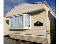 Static Caravan for Sale - 3 Bedroom- Double Glazed and Central Heated!!