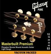 Gibson Acoustic Guitar Strings