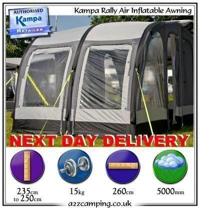 Kampa Porch Awning Ebay