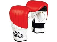 Lonsdale Boxing Gloves S/M Size