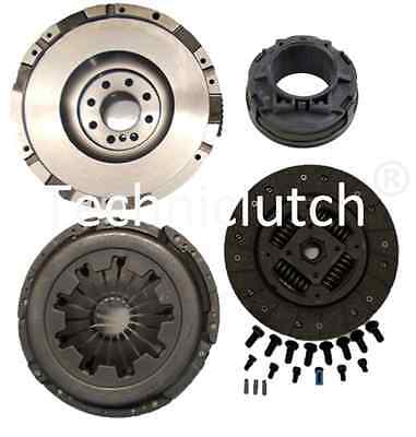 DUAL MASS - SINGLE FLYWHEEL AND CLUTCH KIT FOR FORD TRANSIT TDCI MK7 2.4 5 SPEED