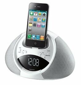 Polaroid Docking Station Clock Radio