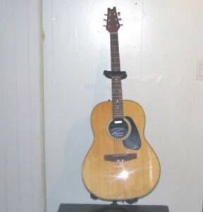 Ovation Acoustic Guitar-1980S Vintage