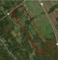 172 acres of farm land in Oxford Station, ON