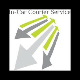 In-Car Courier Service