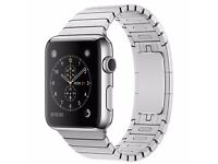 Apple iwatch stainless steel 42mm