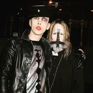 Rob Zombie Marilyn Manson Twins of Evil Thursday July 26th @ 7:0
