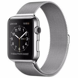 Unwanted Gift Apple Watch 42mm Stainless Steel Case Milanese Loop Bondi Eastern Suburbs Preview
