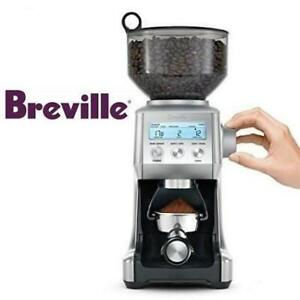 NEW* BREVILLE COFFEE GRINDER PRO BCG820BSSXL 245659836 SMART Stainless Steel Burr
