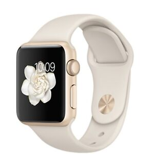 38mm Gold Apple Watch Sport INCLUDES APPLE CARE London Ontario image 1
