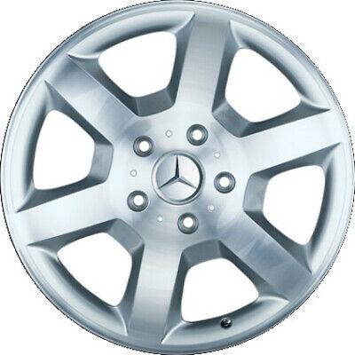 Mercedes-Benz original G-Klasse 463 Alufelge silber 6 Speichen Rad 7,5x18 ET63