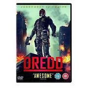 Judge Dredd DVD