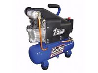 Air compressor with an induction motor of 1.5 HP at a cauldron of 6 liters (Brand New Boxed)
