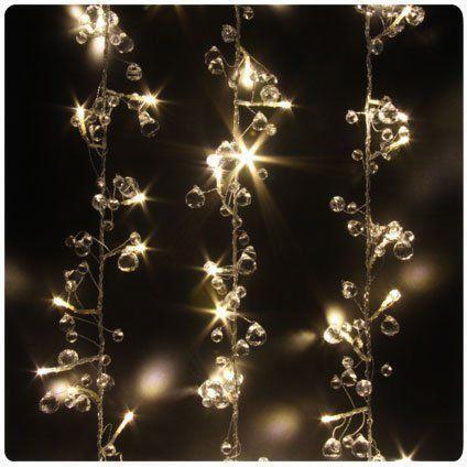 Pearl Christmas Lights