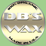 Dbs Wax 100% Organic / Vegan
