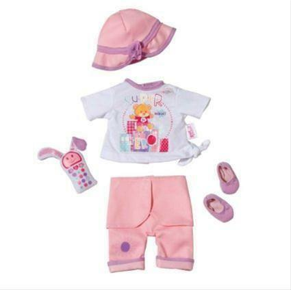 Little Baby Born Clothes Ebay