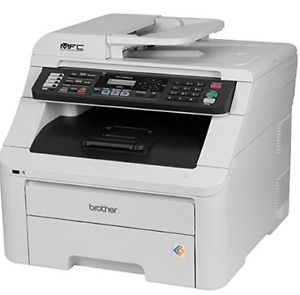 Brother MFC9325CW Wireless Color Laserjet Printer,multi function