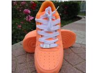 Brand new candy coloured Nike Air Force 1