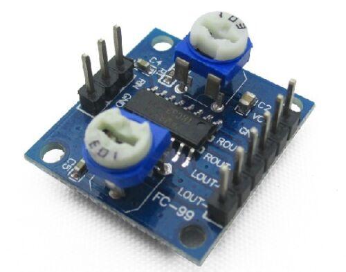 2*5w pam8406 digital stereo power amplifier board