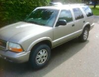 QUICK SALE !!! 2002 GMC Jimmy SUV, Crossover