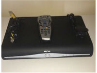 SKY BOX HD WITH REMOTE