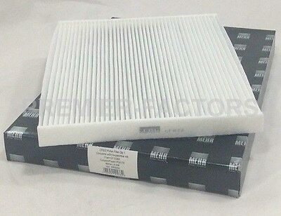TO CLEAR NEW MEHR OE QUALITY CABIN / POLLEN FILTER FIAT PUNTO III 10/05> CF822