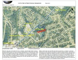 Ranch Avenue in the heart of Quispamsis - Lot for Sale