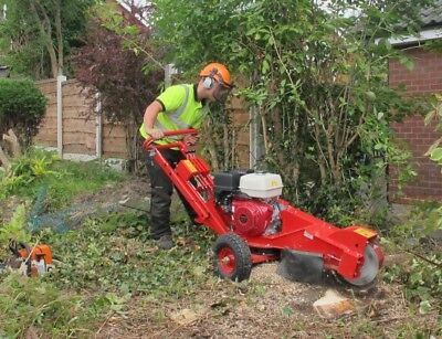 STUMP GRINDER INC OPERATOR FOR HIRE IN CHESHIRE